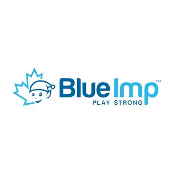 Blue Imp logo